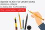 Kırşehir Ticaret Ve Sanayi Odası Ödüllü Logo Tasarım Yarışması