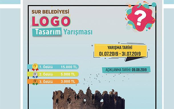 Diyarbakır Sur Belediyesi Logo Tasarım Yarışması