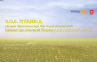 S.O.S. İstanbul Fikir Projesi Yarışması 2019