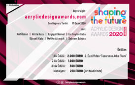 Acrylic Design Awards 2020