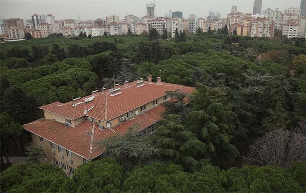 Erenköy Ruh ve Sinir Hastalıkları Eğitim ve Araştırma Hastanesi Bizimköy Mimari Proje Yarışması
