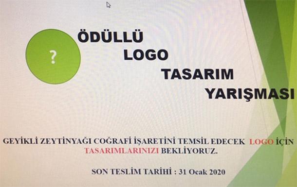 Geyikli Zeytinyağı Coğrafi İşaret Logo Yarışması
