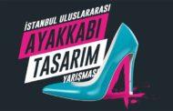 2020 İstanbul 4. Uluslararası Ayakkabı Tasarım Yarışması