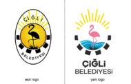 Çiğli Belediyesinin Yeni Logosu Belli Oldu