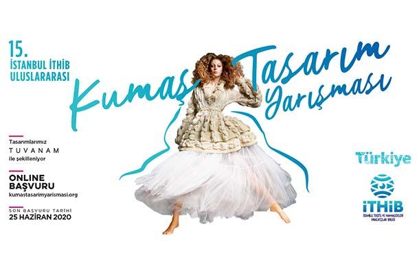 15. İstanbul İTHİB Uluslararası Kumaş Tasarım Yarışması