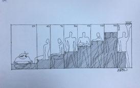 """""""Mimarlıkta Kadın"""" Ulusal Karikatür Yarışması Sonuçlandı"""