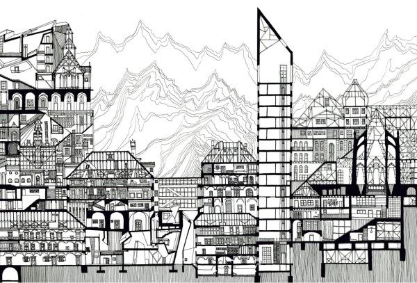 Editörün görsel eki: Alina Sonea, Density, 2013