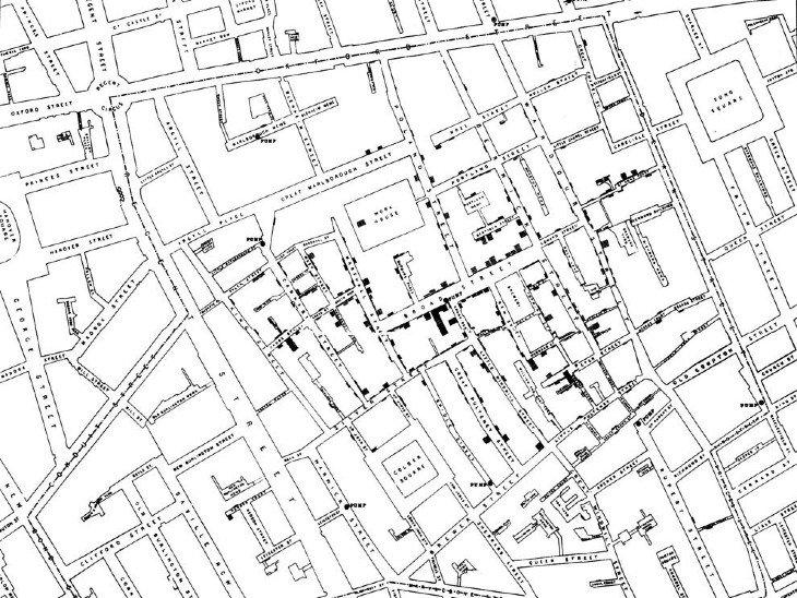 Editörün görsel eki: Dr. Jon Snow'un haritası