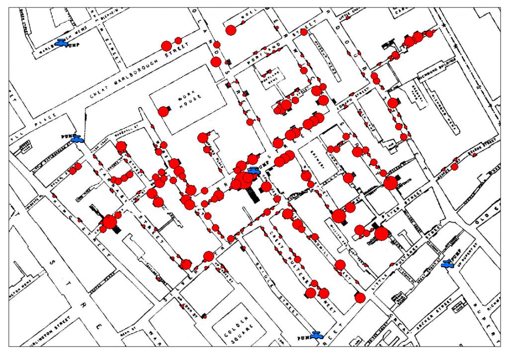 Editörün görsel eki: R.T. Wilson'ın Jon Snow'un datalarıyla güncel analiz haritası