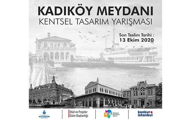 Kadıköy Meydanı Kentsel Tasarım Yarışması