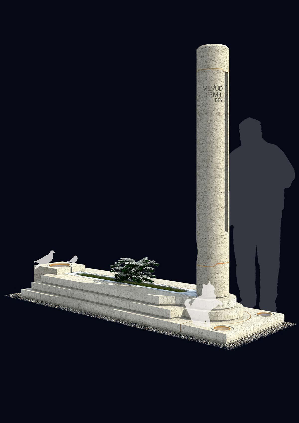 Mes'ud-Cemil Mezarı Birincilik